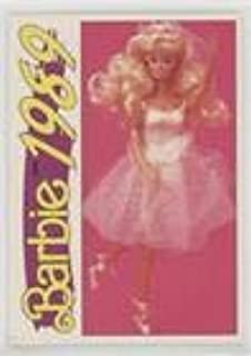 My First Barbie Doll 1989 (Trading Card) 1991 Action/Panini Another First For Barbie - [Base] #173