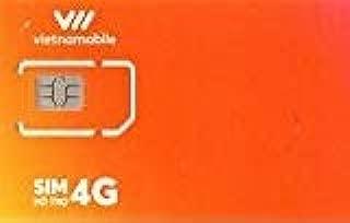 Vietnamobile ベトナムプリペイドSIM 4G・3G 30日利用 データ容量120GB