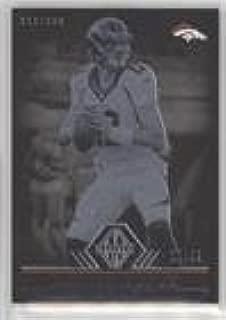 Paxton Lynch #19/99 (Football Card) 2017 Panini Majestic - [Base] #32