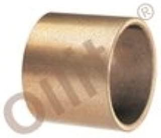 Genuine Oilite® (SAE 841) Sintered Bronze Metric Sleeve Bearing 12 mm. ID x 16 mm. OD x 12 mm. Length