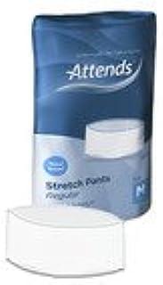 Attends Stretch Pants Regular, Größe M, Fixierhose für Inkontinenzvorlagen, 15 St