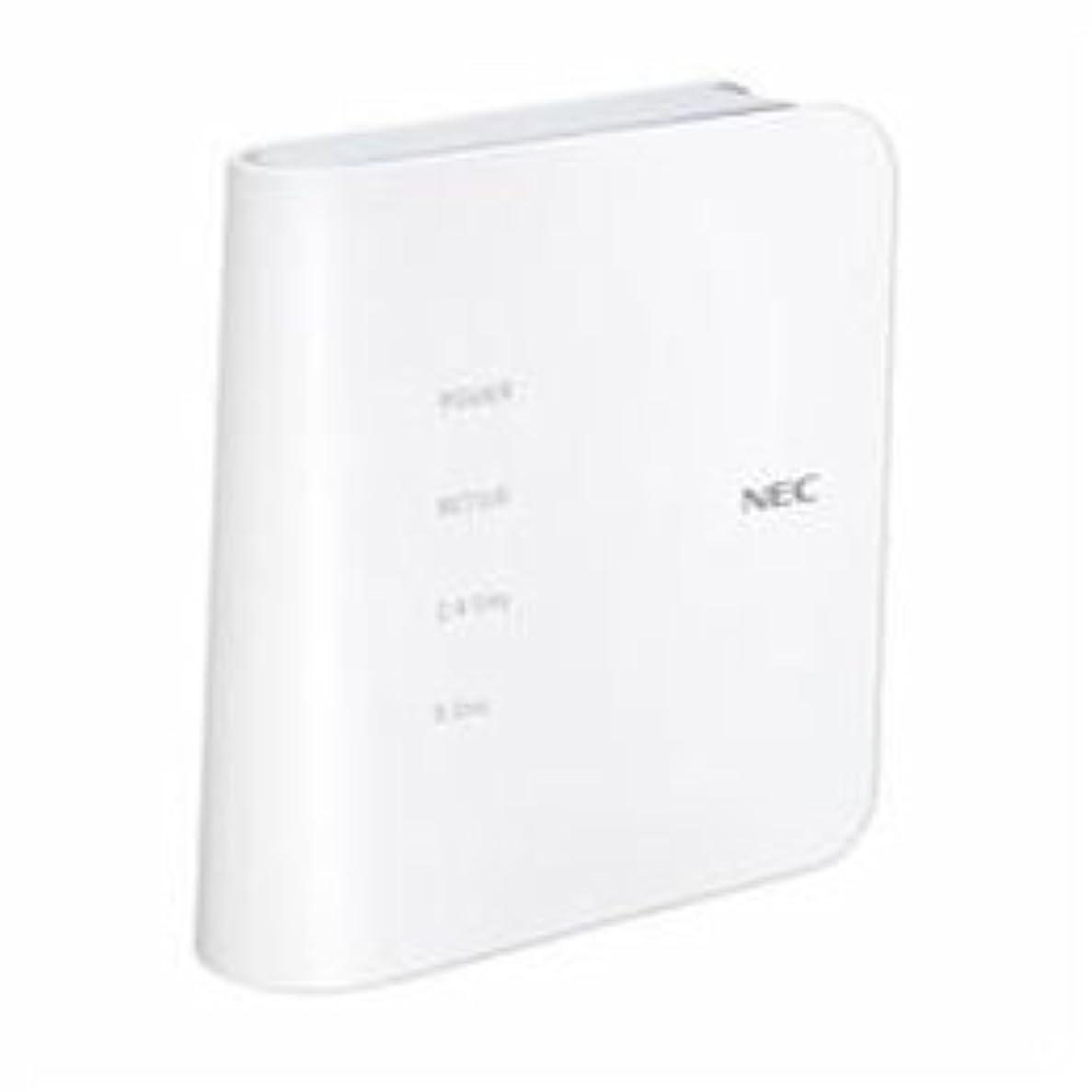 唇音楽家第【まとめ 4セット】 NEC 11ac対応 無線LANルーター 親機 PA-WF1200CR