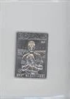 Bret Saberhagen (Baseball Card) 1986 Topps Gallery of Champions Premiums - [Base] - Aluminum #BRSA