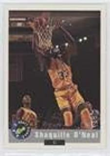 Shaquille O'Neal (Basketball Card) 1992 Classic Draft Picks - [Base] - Promotional #1