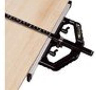 シンワ測定 丸ノコガイド定規TスライドII 45cm併用目盛 突き当て可動式