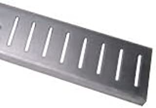 Zurn Z884 P4-FG Galvanized Steel Slotted Class A Trench Drain Grate