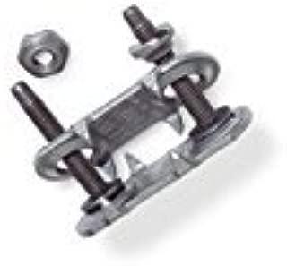 190 Conveyor Belt Fasteners, Steel, with BONUS Installation Nails (25 ct)