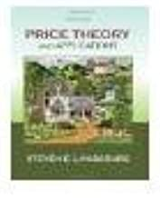 Price Theory and Applications by Landsburg, Steven [Cengage Learning, 2013] ( Hardcover ) 9th edition [Hardcover]