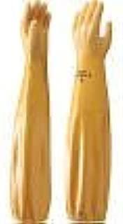 SHOWA ATLAS 772S Nitrile Coated Glove, Cotton Interlock liner, chemical resistant 26
