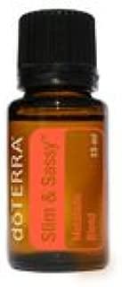 Doterra Slim & Sassy Metabolic Blend 15 Ml