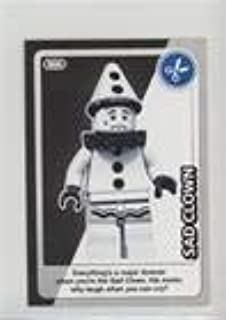 Sad Clown (Trading Card) 2017 Lego Create the World - [Base] #066