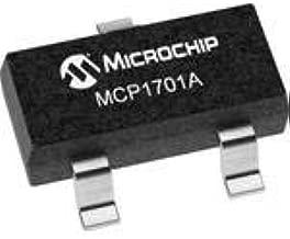 LDO Regulator Pos 5V 0.25A 3-Pin SOT-23A T/R , Pack of 214 ( MCP1701AT-5002I/CB )