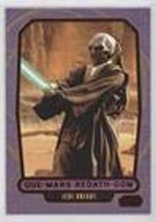 2017 Topps Star Wars Journey To The Last Jedi Purple #52 Appealing To The Senate