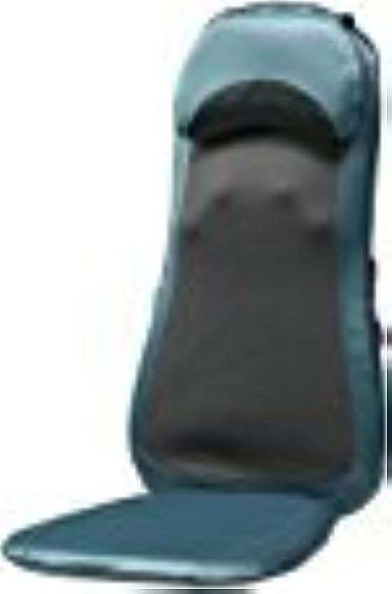 豊富な月面迫害するドクターエア 3Dマッサージシート (ブルー)