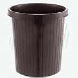 Starbun Plastic vuilnisbak, 3L draagbare keuken plastic prullenbak slaapkamer vuilnisbak ronde afvalbak voor kantoor thui...