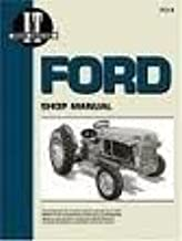 Ford Shop Manual Series 2N, 8N, 9N/Fo-4 Publisher: Primedia Business Directories & Books
