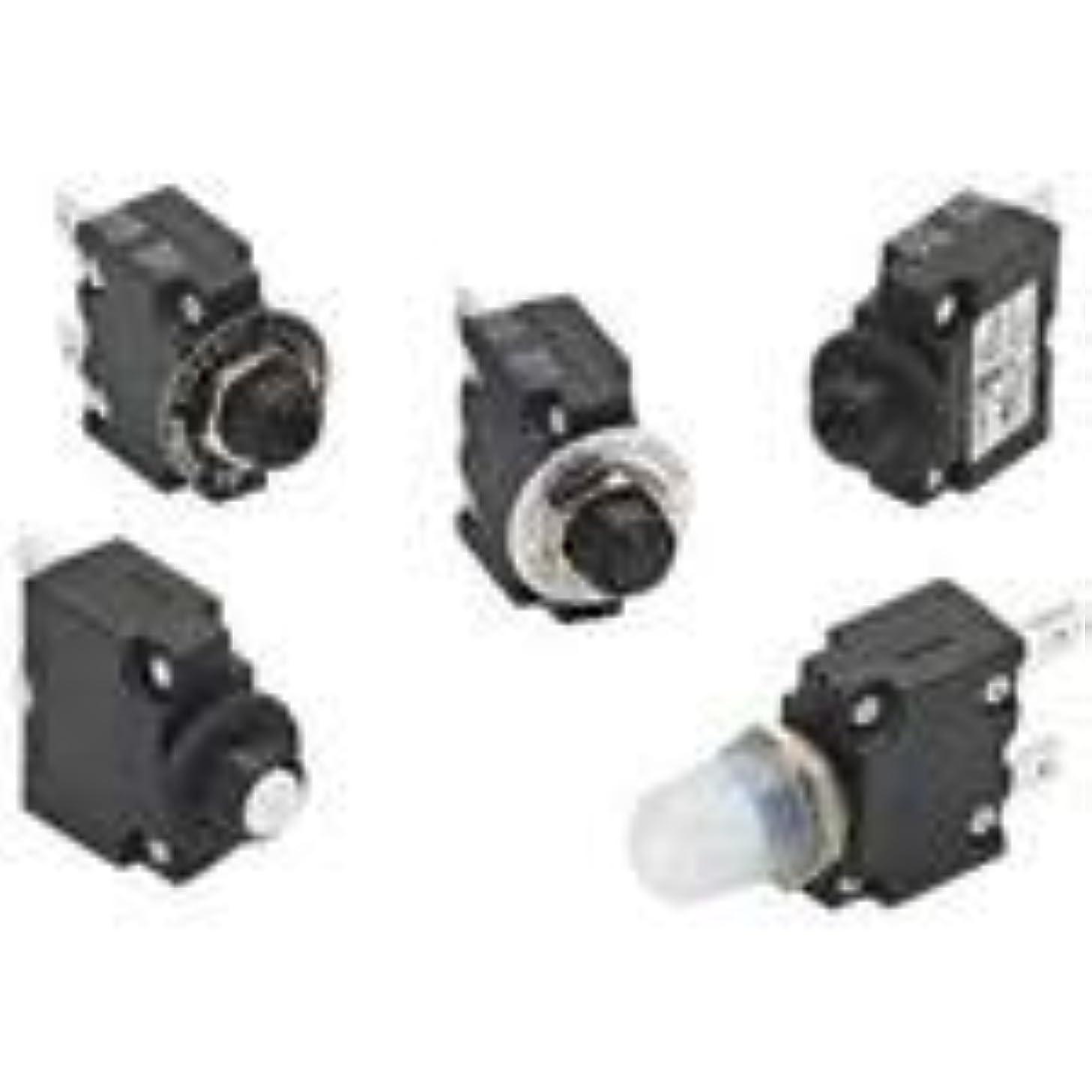Circuit Breaker Thermal 1Pole 10A 125VAC/250VAC/32VDC (CMB-103-27G3N-B-J) Pack of 25