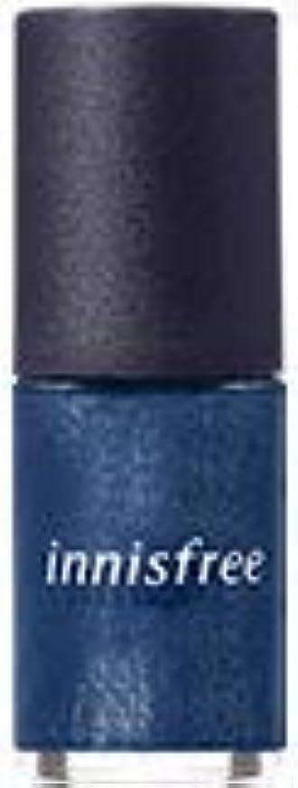 手段有用ストレス[イニスフリー.innisfree]済州カラーピッカーリアルカラーネイル6mL(限定版)/[2019 Jeju Color Picker] Real Color Nail (#3 深い夜新しいビョルオルム)