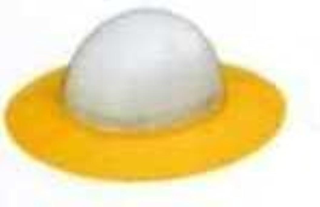 代名詞切断する偽善ヘルメット?保護帽用バイザー【日よけ ビニール】雨よけにもなります