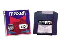 Maxell 100MB IBM Pre-Formatted Zip100 Disk (3-Pack) (Discontinued by Manufacturer)