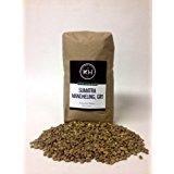 Sumatra Mandheling, Gr1 Green Unroasted Coffee Beans, 5 Lb Bag