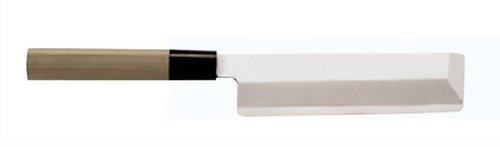 Paderno World Cuisine Usuba Japanese Sushi Knife, 7-1/8-Inch