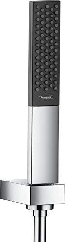 Hansgrohe Rainfinity Set de Soporte de Ducha 100 1jet con Manguera de Ducha de 160 cm, Color: Cromado - 26856000