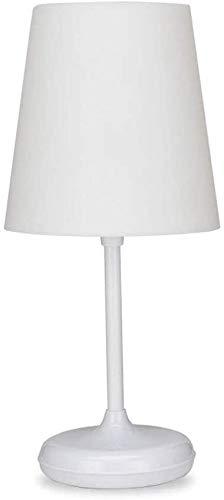 QXinjinxtd Lámparas para habitaciones Eye-cuidado lámparas de mesa, control remoto inalámbrico y el Touch Control, recargable, lámpara de mesa tradicional, regulable Oficina Lámpara con puerto de carg