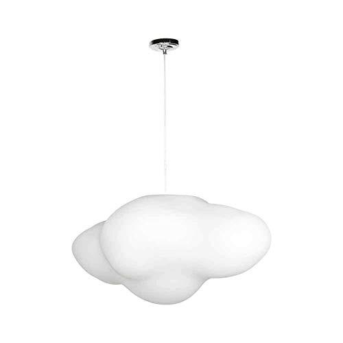 Plafoniera Paralume Lampadari Nuvole Bianche Galleggianti Scuola Materna Per Bambini Cloud Lights Ristorante Negozio Di Abbigliamento Decorazione Led Cotton Cloud