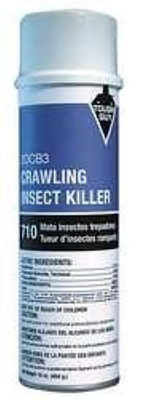 Tough Guy DEET-Free Indoor/Outdoor Crawling Insect Killer, 20 oz. Aerosol 20 oz. 2DCB3-1 Each