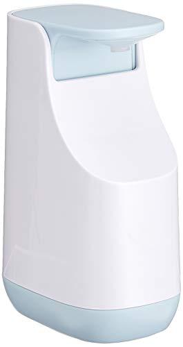 Joseph Joseph baño Slim Compact dispensador de jabón, Blanco/Azul