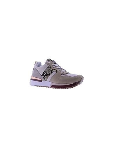 DON ALGODON T303, Zapatillas Deportivas Mujer, Multicolor, 40 EU