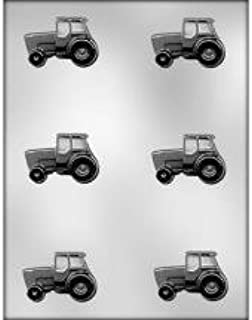 3 Pack Farm Tractor Mold