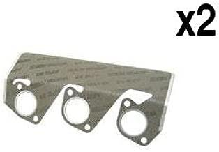 BMW e30 e28 e34 Exhaust Manifold Gasket w/ Heat Shield L+R (x2 pcs)