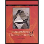 Fundamentals of Thermodynamics - Textbook Only