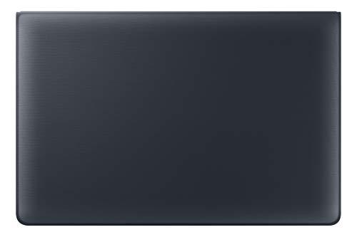 Samsung Book Cover Keyboard, Galaxy Tab S5e, Schwarz (Französischer Import)