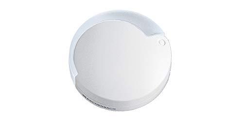 Eschenbach Optik Lupe Einschlaglupe mobilent 10,0 x, weiß, mit Umhängekordel