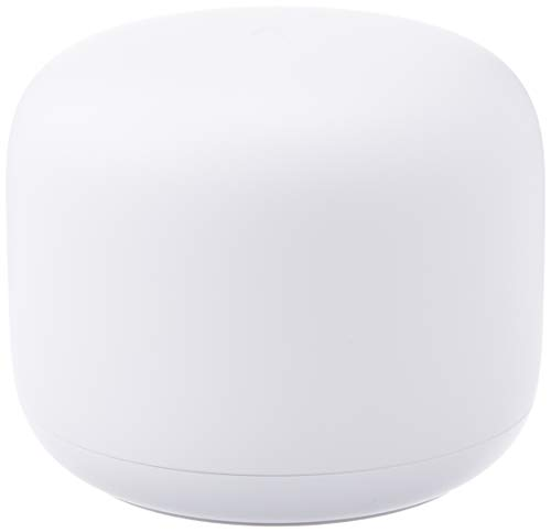 Google Nest Wifi ルーター メッシュネットワーク対応 GA00595-JP