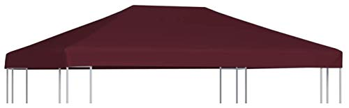 ZHENG Gazebo Plegable Carpas Plegables Gazebo de jardín Camping Acampando Gazebo Top Cubierta Superior 310 g/m², 3x4 m