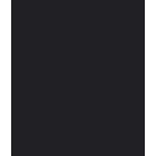 Ark, cartoncino colorato, formato A4, 240 g/mq, confezione da 10 fogli, colore: nero