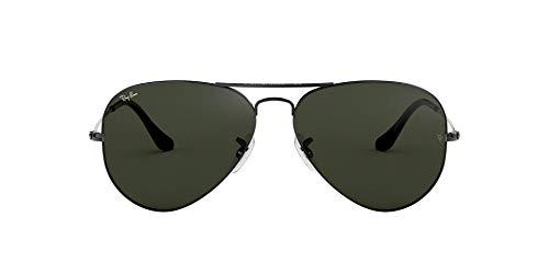 Ray-Ban MOD. 3025 Ray-Ban Sonnenbrille Mod. 3025 Aviator Sonnenbrille 58, Grau