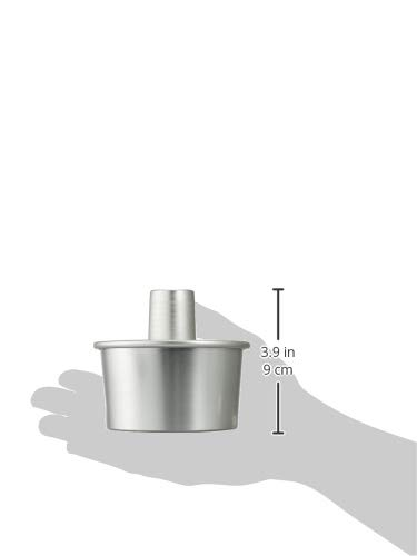 cottaアルミシフォンケーキ型(径100×60/95)シルバー86884