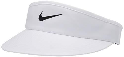 Nike Unisex Nike Core Visor, White/Anthracite/Black, Misc