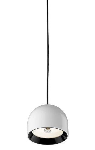 Flos WAN S BCO, Glas, weiß, 11,5x8,9cm