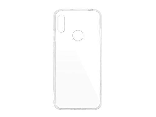 etuo Hülle für Huawei Y6s - Hülle Crystal Cover - Durchsichtig Handyhülle Schutzhülle Etui Hülle Cover Tasche für Handy