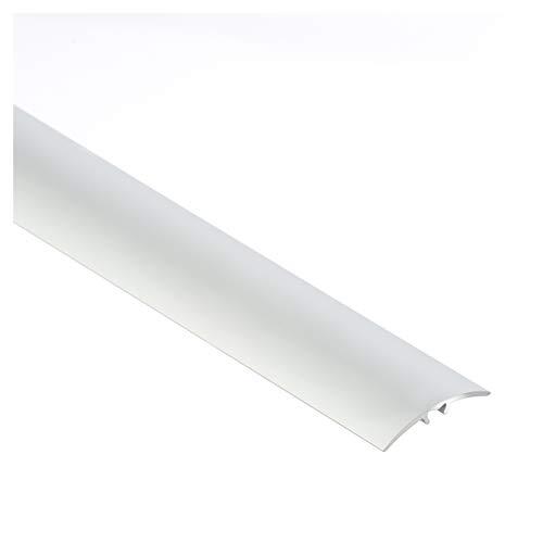 Seuil de porte en aluminium, argent, W-AL-LW30-C0-100