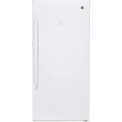 GE FUF14SMRWW Upright Freezer