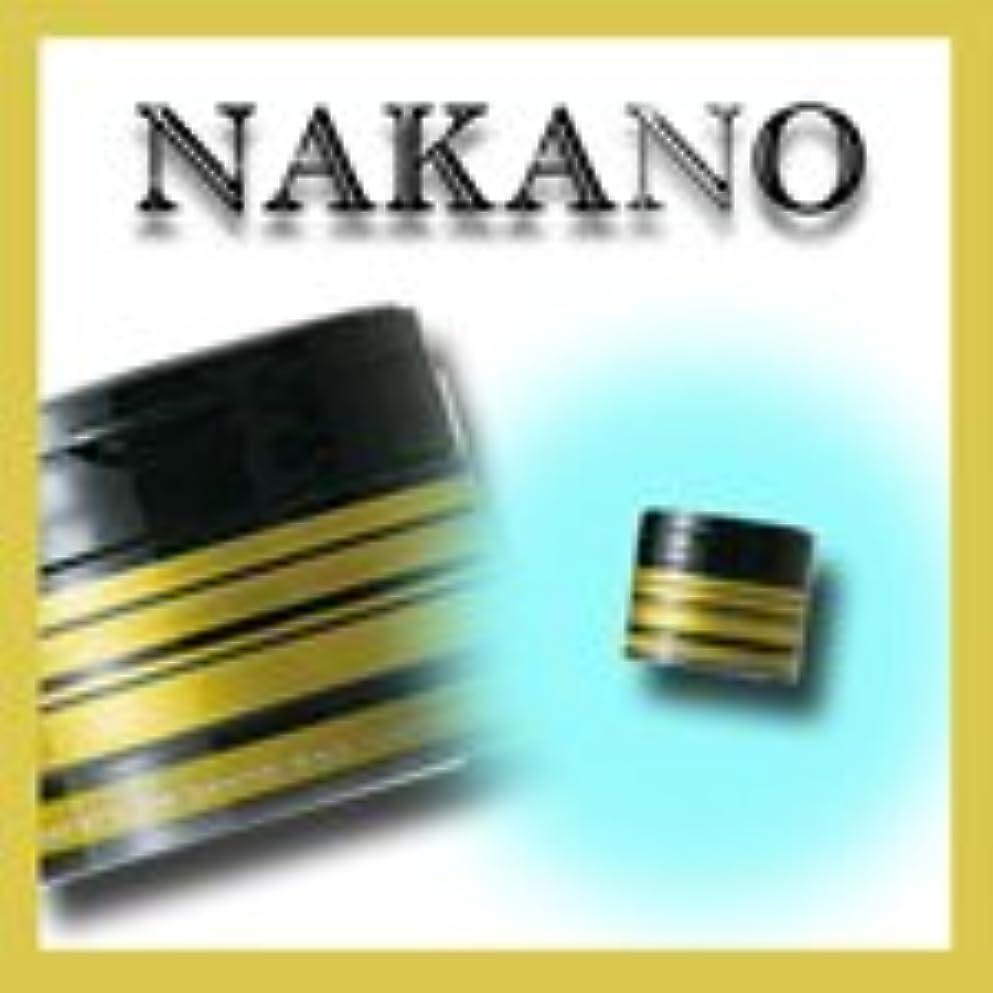 書誌小道いらいらさせるナカノ スタイリング タント ワックス 7 ラスティング&シャイニー 90g 中野製薬 NAKANO