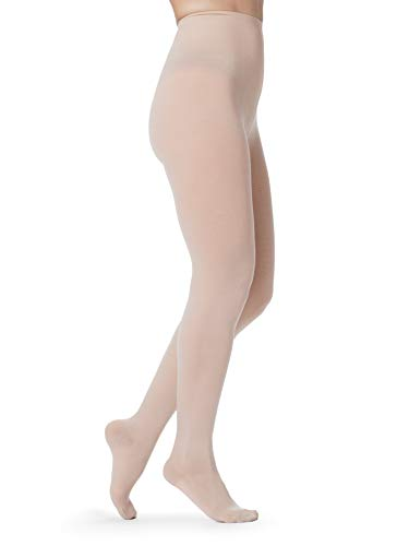 SIGVARIS Women's Essential Opaque 860 Closed Toe Pantyhose 30-40mmHg