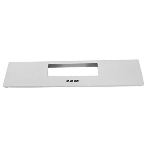Samsung DG94-00543D Range Control Panel Genuine Original Equipment Manufacturer (OEM) Part White